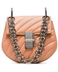 Chloé - Drew Bijou Small Shoulder Bag - Lyst 3d3d29be4d