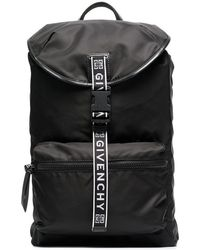 Givenchy - Light 3 Leather Trimmed Nylon Backpack - Lyst