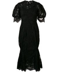 Simone Rocha - Tulip Dress - Lyst
