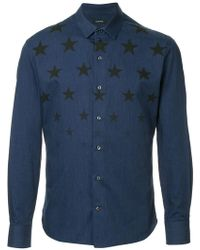 Guild Prime - Star Print Shirt - Lyst