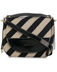 JW Anderson - Striped Shoulder Bag - Lyst