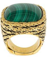 Aurelie Bidermann - Signature Ring - Lyst