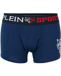 Philipp Plein - Branded Boxer Briefs - Lyst
