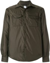 Aspesi Military-style Fitted Jacket