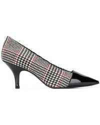 Stella Luna - Houndstooth Court Shoes - Lyst