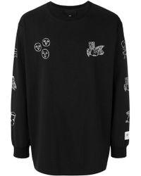 Xander Zhou - Longsleeved T-shirt - Lyst