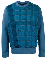 Christopher Raeburn - 'remade Airbrake' Sweatshirt - Lyst