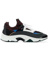 KENZO - Panelled Trainers - Lyst