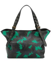 Tomas Maier - Camo Palm Small Besace - Lyst