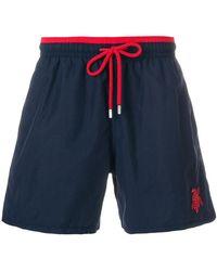 Vilebrequin - Contrast Swim Shorts - Lyst