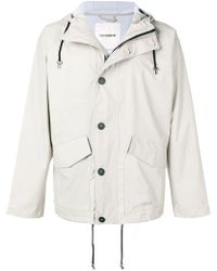Stutterheim - Hooded Jacket - Lyst