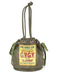 G.v.g.v - Hysteric Glamour Bucket Bag - Lyst