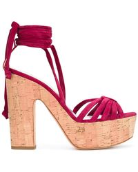Alchimia Di Ballin - Platform Sandals - Lyst