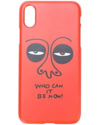 Haculla - Who Can It Be Now Iphone 7/8 Case - Lyst