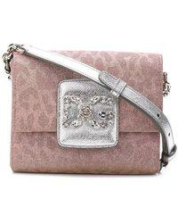 ed7b810d4f4a Dolce   Gabbana - Dg Millennials Leopard Crossbody Bag - Lyst