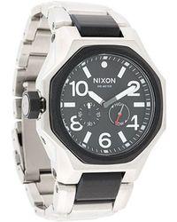 Nixon - Octagonal Watch - Lyst