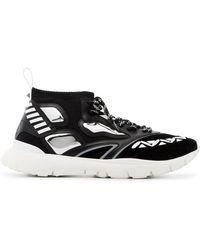 Valentino - Black Heroes Reflex Sneakers - Lyst