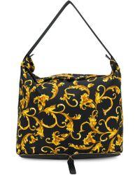 Versace - Baroque Print Shoulder Bag - Lyst