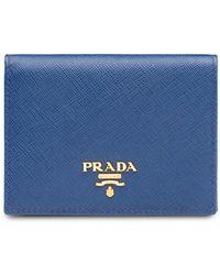 1bd38b3051d19 Lyst - Women s Prada Coin purses and wallets Online Sale