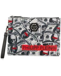 Philipp Plein - Dollar Clutch - Lyst