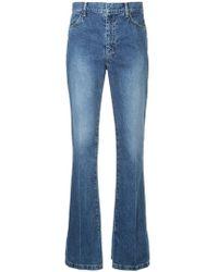 Toga - High Waist Flared Jeans - Lyst
