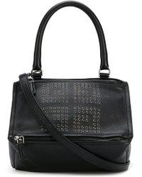 Givenchy - Embellished Pandora Bag - Lyst