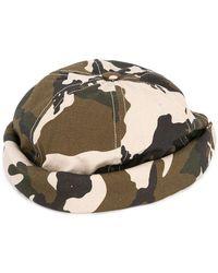 Beton Cire - Moussailion Hat - Lyst