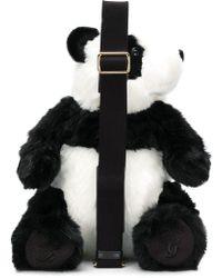 Dolce & Gabbana - Panda Bear Sling Bag - Lyst