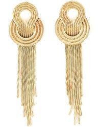 Lara Bohinc - 'saturn' Earrings - Lyst