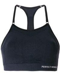 Perfect Moment - Intarsia Fitness Top - Lyst