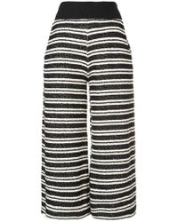 Osklen - Double Striped Trousers - Lyst