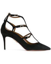 Aquazzura - Eternity Court Shoes - Lyst