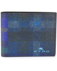 Etro Portafoglio - Blu