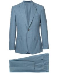 Gieves & Hawkes - Formal Fitted Suit - Lyst