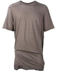 Rick Owens - Level T-shirt - Lyst