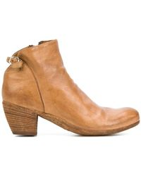 Officine Creative - Chabrol Boots - Lyst