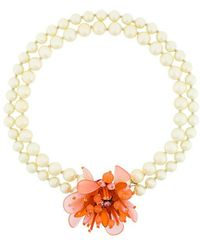Rada' | Double Strand Necklace | Lyst