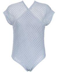 Egrey - América Knit Bodysuit - Lyst