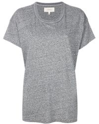 The Great - Classic Loose Fit T-shirt - Lyst