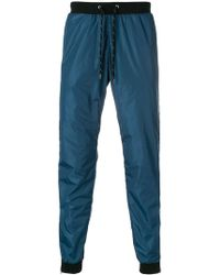 Andrea Crews - Side Stripe Track Pants - Lyst