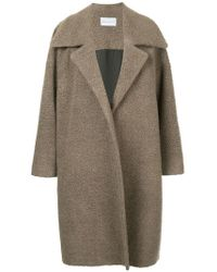 Strateas Carlucci - Open Front Coat - Lyst