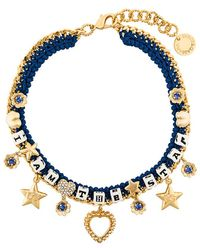 Dolce & Gabbana - I Am The Star Necklace - Lyst