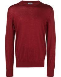 Lanvin - Cashmere Classic Knit Sweater - Lyst