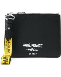 Off-White c/o Virgil Abloh - For Display Only Pouch - Lyst