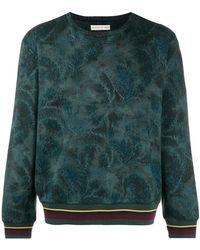 Etro - Vintage Pattern Sweatshirt - Lyst