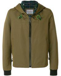 Lanvin - Hooded Jacket - Lyst