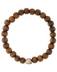 Rosa Maria - Beads & Charm Bracelet - Lyst