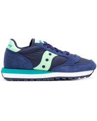 Saucony - Panelled Trainers - Lyst