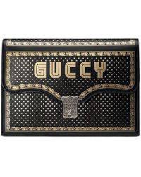 Gucci - Pouch Guccy - Lyst