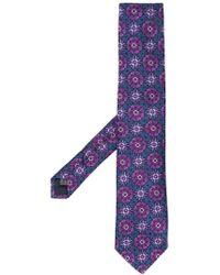 Gabriele Pasini - All-over Pattern Tie - Lyst